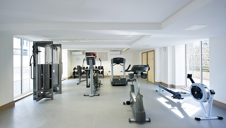 Gym at Staycity London Deptford Bridge - Citybase Apartments