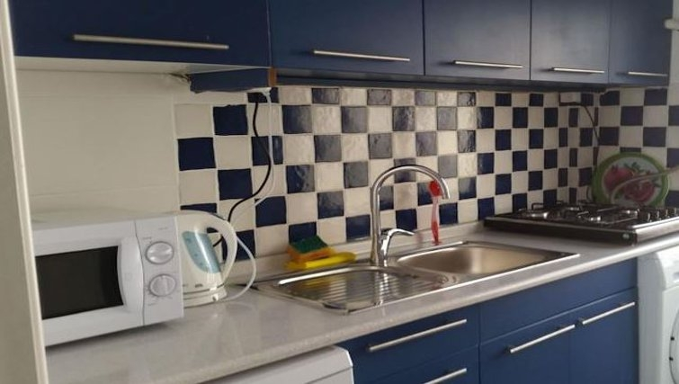 Kitchen at Bosphorus Apartments - Citybase Apartments