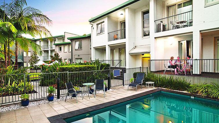 Swimming pool at Adina Apartment Hotel Chippendale - Citybase Apartments