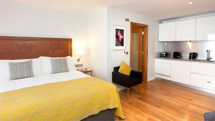 Studio at Premier Suites Dublin Ballsbridge - Citybase Apartments