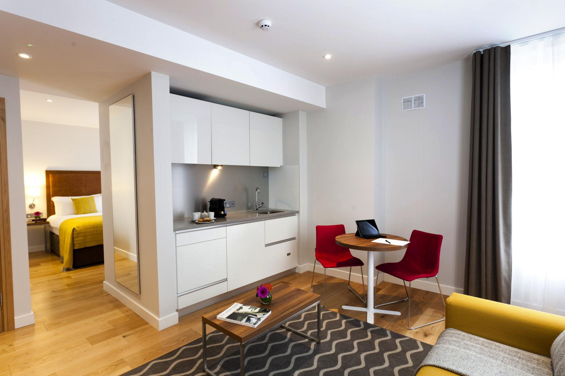 Premier Suites Dublin Ballsbridge, Ballsbridge, Dublin - Citybase Apartments
