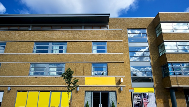 Exterior of Staycity London Greenwich High Road - Citybase Apartments