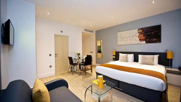 Spacious studio at Staycity London Greenwich High Road - Citybase Apartments