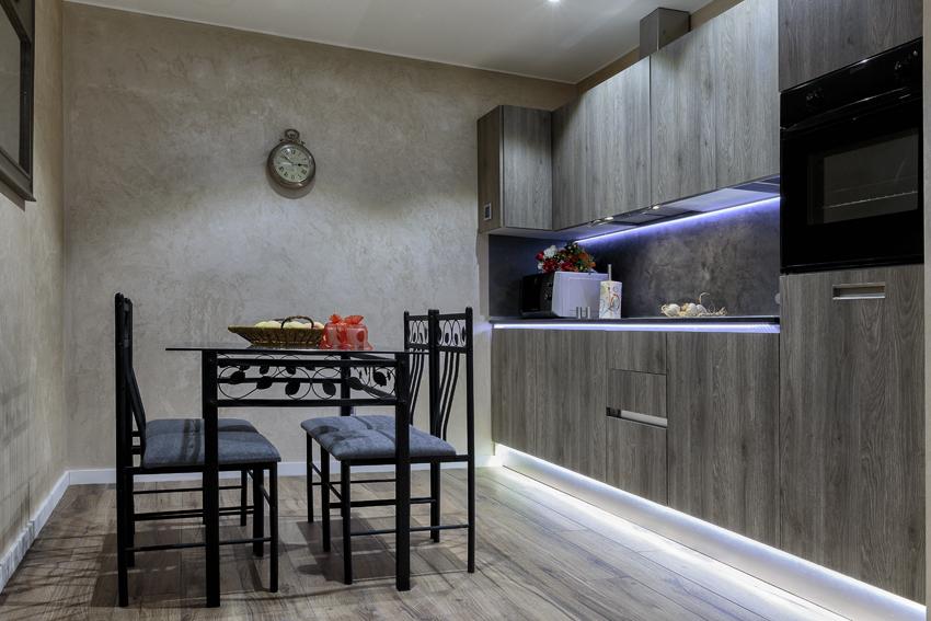 Dining table at Villa Liberty Apartments - Citybase Apartments