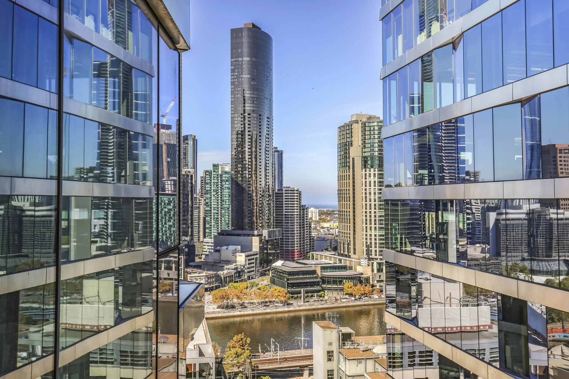 View at Astra Melbourne CBD Liberty Tower, Centre, Melbourne - Citybase Apartments