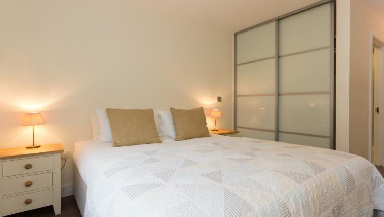 Bedroom at Mill Park Apartments - Citybase Apartments