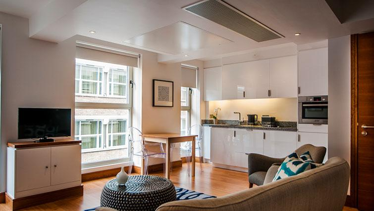 Studio apartment at Native Aldgate Apartments - Citybase Apartments