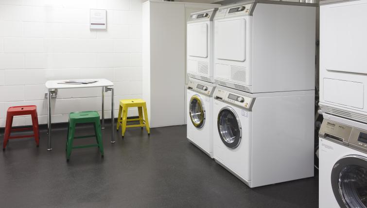Laundry room at Staybridge Suites London Vauxhall - Citybase Apartments