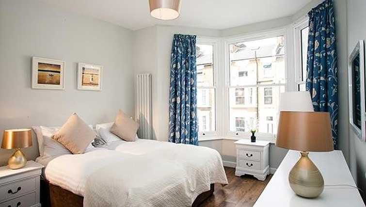 Bedroom at Brook Green Apartments - Citybase Apartments