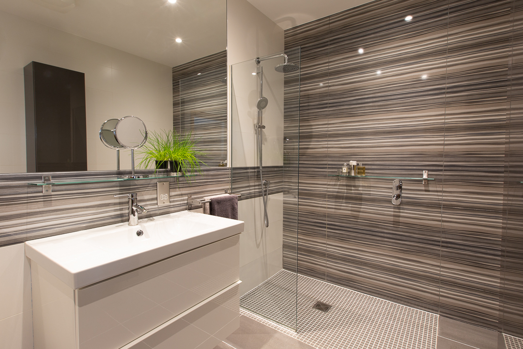 Bathroom at Alban House Apartments - Citybase Apartments