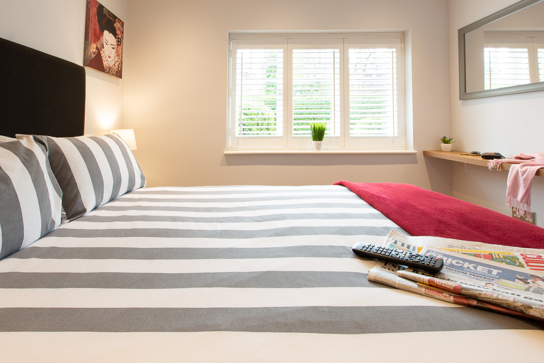 Bedroom at Alban House Apartments - Citybase Apartments