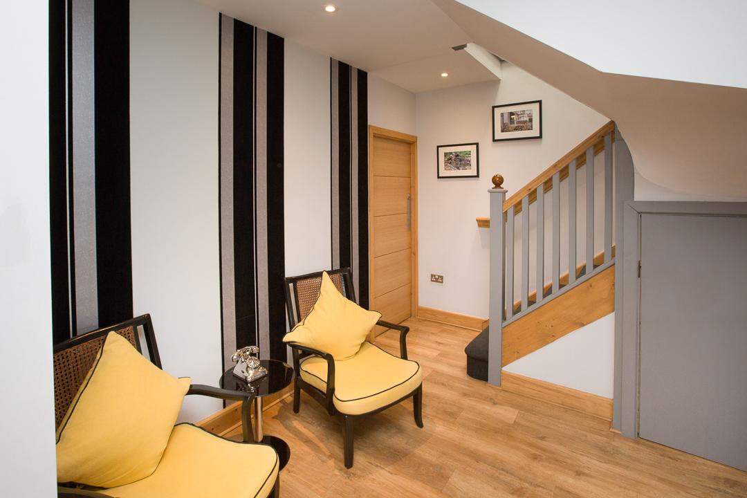 Hallway at Alban House Apartments - Citybase Apartments