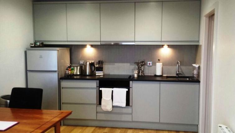 Kitchen at Eden House Apartments - Citybase Apartments