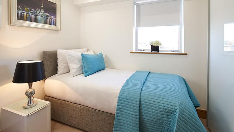 Bedroom at Oakwood Marylebone - Citybase Apartments