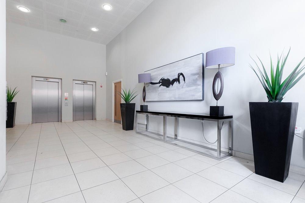 Lifts at Chorus Apartment - Citybase Apartments