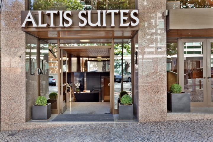 Exterior at Altis Suites - Citybase Apartments