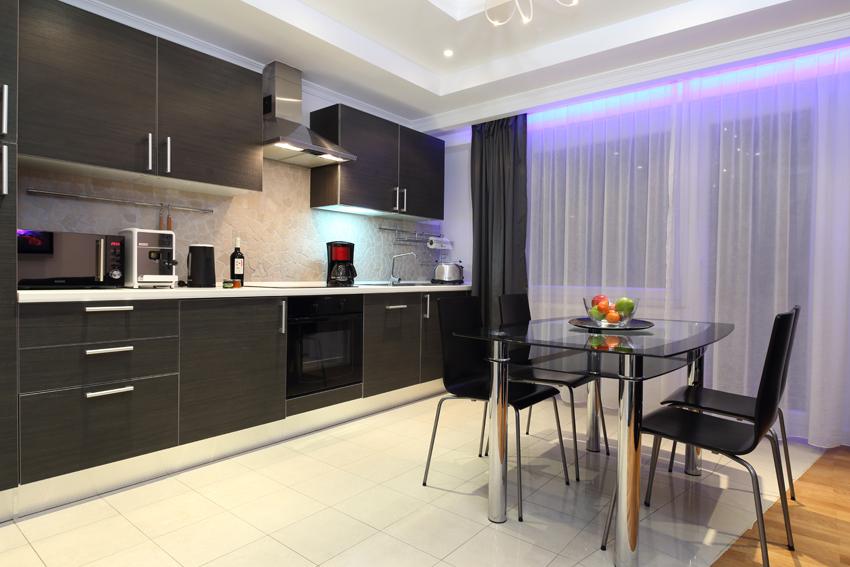 Kitchen facilities at Villa Giada Apartments - Citybase Apartments