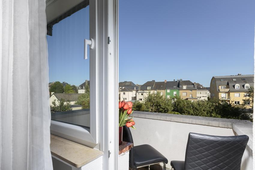 Balcony at Villa Giada Apartments - Citybase Apartments