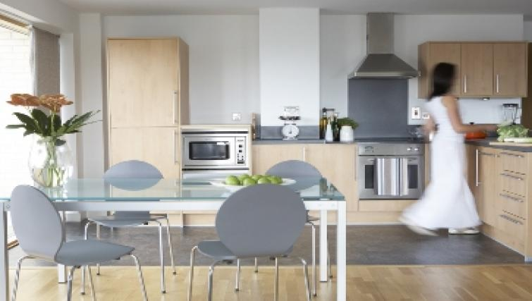Sensational kitchen in Chambers Riverside West Apartments - Citybase Apartments