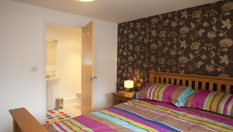 Bedroom at Cricket Heaven Apartment - Citybase Apartments