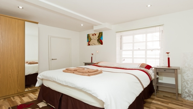 Bedroom at Marylebone Apartments - Citybase Apartments