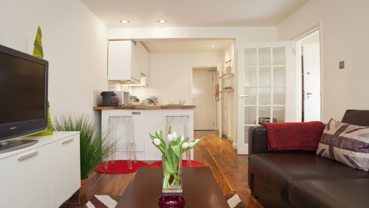1 bed apartment at Marylebone Apartments - Citybase Apartments