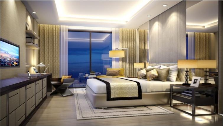 Bedroom at Ascott Heng Shan Apartments - Citybase Apartments