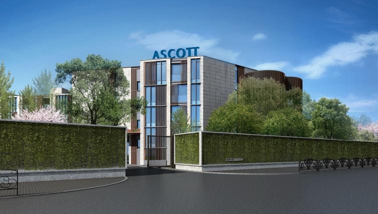 Exterior of Ascott Heng Shan Apartments - Citybase Apartments