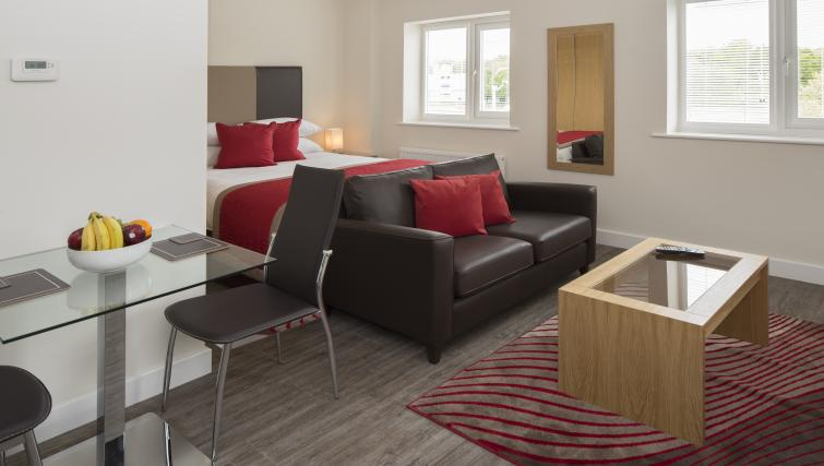 Studio at Beneficial House Apartments - Citybase Apartments