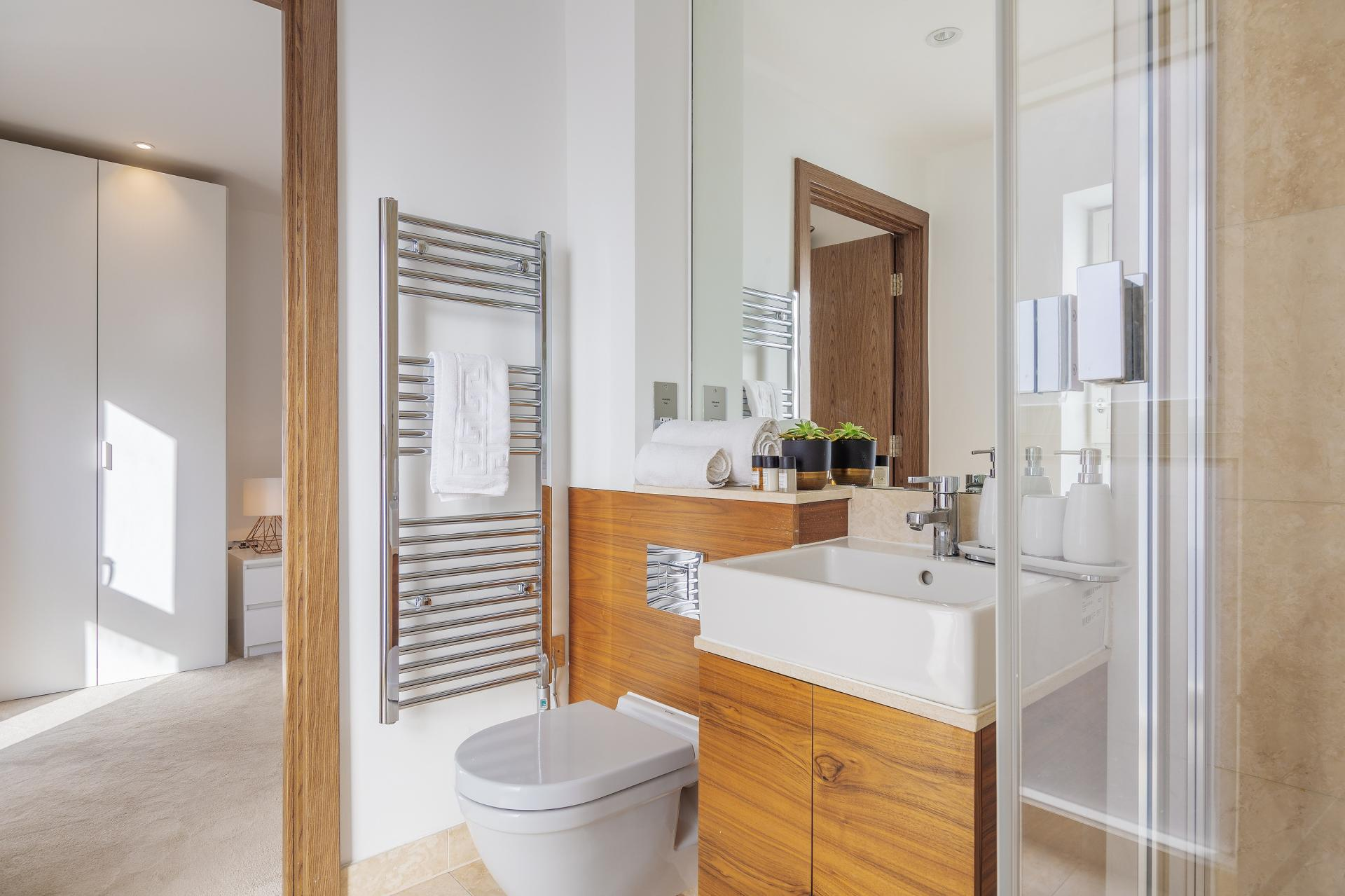 Sink at Shoreditch Square Apartments - Citybase Apartments