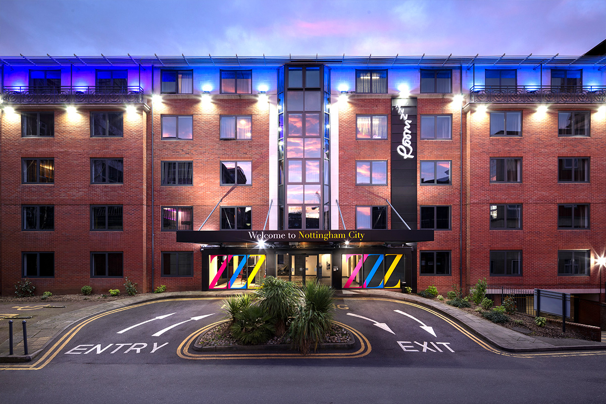Roomzzz City Serviced Apartments | Nottingham | Citybase