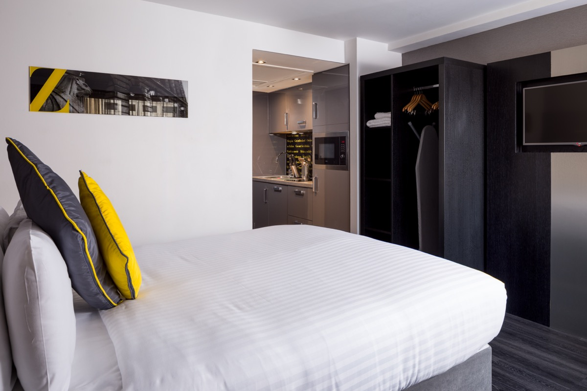 Roomzzz Nottingham City Apartments, Centre, Nottingham - Citybase Apartments