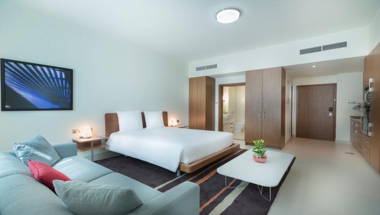 Studio apartment at Adagio Abu Dhabi Al Bustan - Citybase Apartments