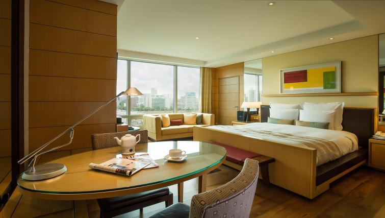 Studio room at Marriott Executive Apartments Yeouido Park Centre - Seoul - Citybase Apartments