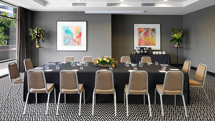 Meeting room at Adina Apartment Hotel Sydney Airport - Citybase Apartments