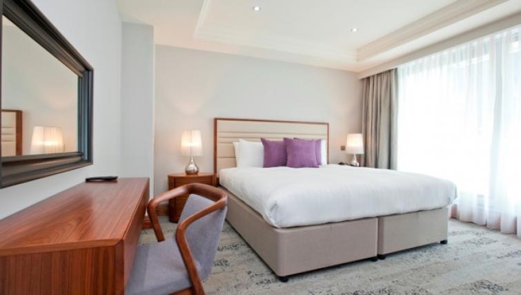 Bedroom at Sanctum Maida Vale - Citybase Apartments