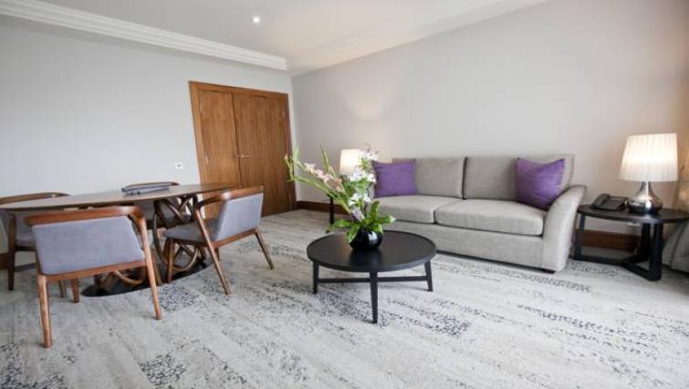 Attractive living area at Sanctum Maida Vale - Citybase Apartments