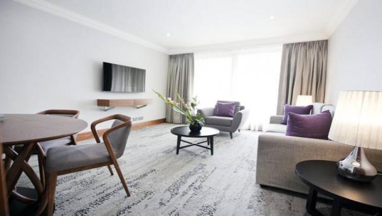 Smart lounge at Sanctum Maida Vale - Citybase Apartments
