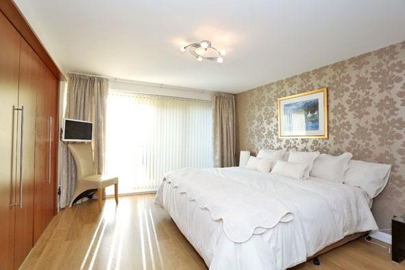 Bedroom at Kepplestone Apartments - Citybase Apartments