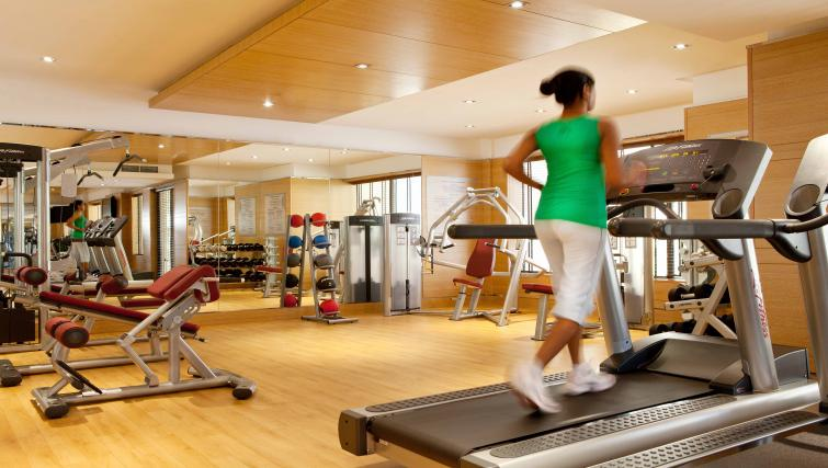Gym at Ramada Plaza Jumeirah Beach - Citybase Apartments