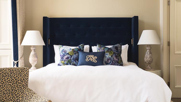 Elegant bedroom at The Rutland Residence - Citybase Apartments