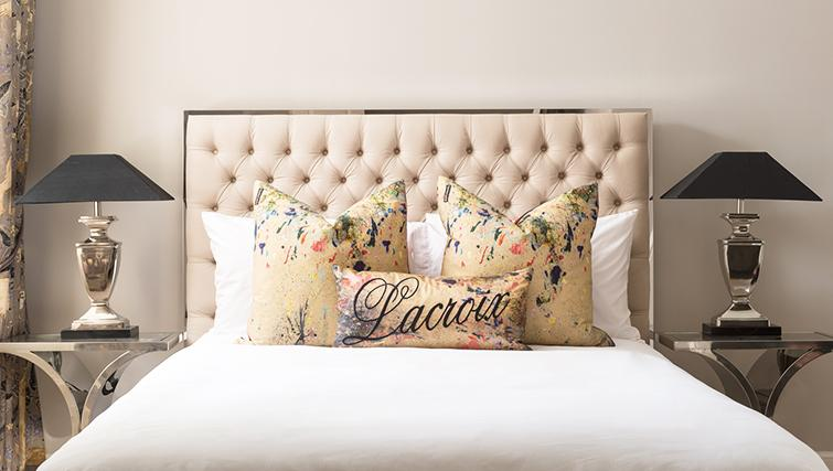 Beautiful bedroom at The Rutland Residence - Citybase Apartments