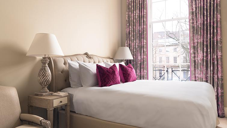 Exquisite bedroom at The Rutland Residence - Citybase Apartments