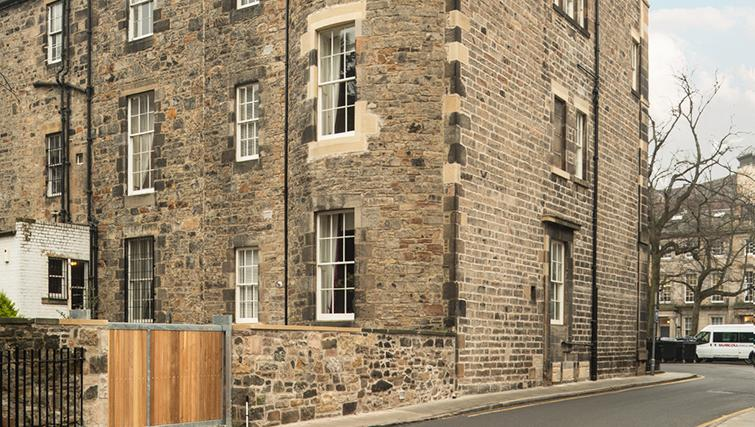 Exterior of The Rutland Residence - Citybase Apartments