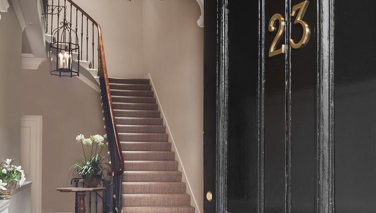 Hallway at The Rutland Residence - Citybase Apartments