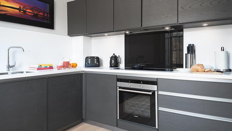 Kitchen at The Rutland Residence - Citybase Apartments