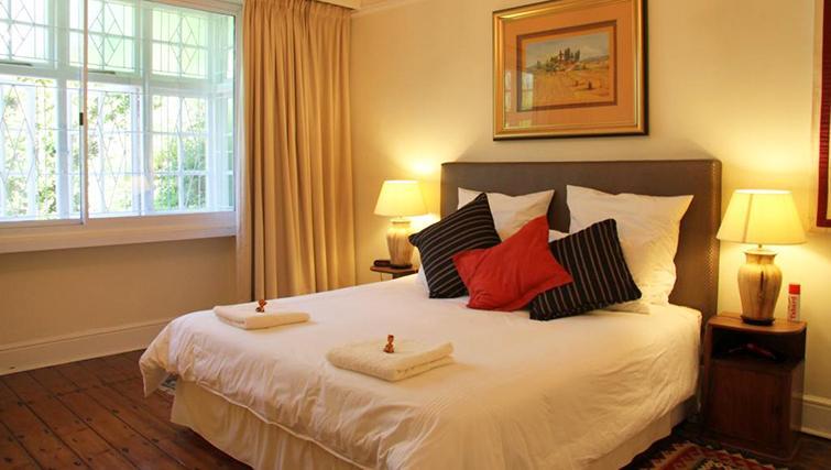 Bedroom at 5 Camp Street Apartments - Citybase Apartments