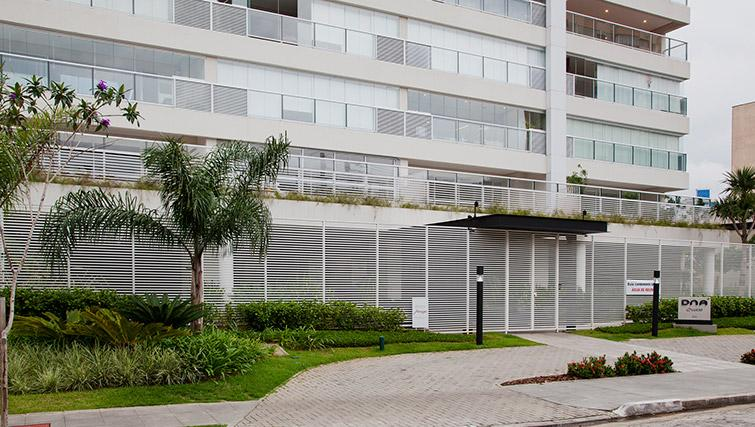 Exterior of DNA Pinheiros by Q Apartments - Citybase Apartments