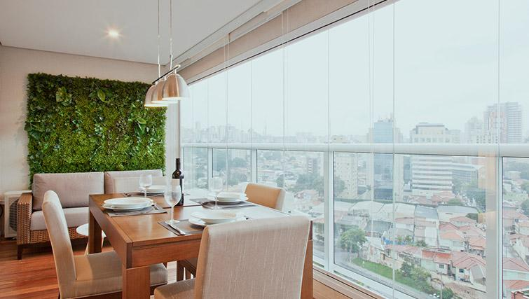 Terrace at DNA Pinheiros by Q Apartments - Citybase Apartments
