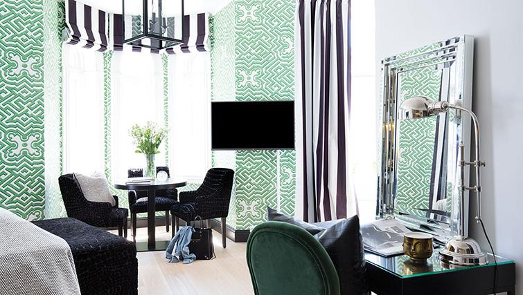 Living space at Bygdoy Alle Apartments - Citybase Apartments